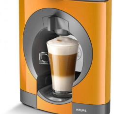 KRUPS Cafetieră cu capsule Krups KP110F31 Dolce Gusto Oblo orange