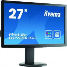 Monitor LED IIyama ProLite B2780HSU-B1 27 inch 2ms black