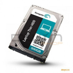 """SEAGATE HDD Mobile Laptop Thin HDD ( 2.5"""", 320GB, 32MB, SATA 6Gb/s) - Hard Disk"""