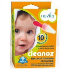 NUVITA Varfuri de rezerva pentru NUVITA Cleanoz (10 buc)