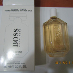 PARFUM TESTER HUGO BOSS SCENT -- 100 ML -SUPER PRET, SUPER CALITATE! - Parfum femeie Hugo Boss, Apa de parfum