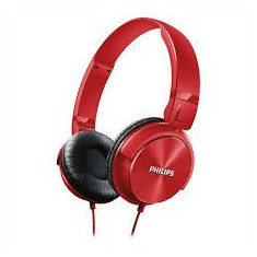 Căști Philips SHL3060RD/00, Casti On Ear, Cu fir, Mufa 3, 5mm, Active Noise Cancelling