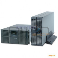 SOCOMEC SOCOMEC UPS Online Dubla Conversie 7000VA, Rackmount/tower, NETYS RT, Hard wire input/output, Manag