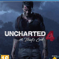 Sony Joc software Uncharted 4: A Thief`s End PS4