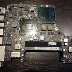 Placa de baza Apple MacBook Pro A1278 EMC 2351 2010 Intel P8600 Foto reale! - Placa de baza laptop Apple, P, DDR 3, Contine procesor