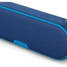 Boxă portabilă Sony SRSXB2L.EU8 Bluetooth®, albastru, Conectivitate bluetooth: 1