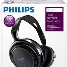 Căști Philips SHP2000, Casti On Ear, Cu fir, Mufa 3, 5mm, Active Noise Cancelling