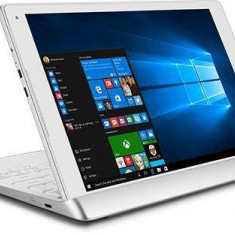Tableta Alcatel Plus 10 32GB Wifi + 4G/LTE + tastatura, Silver (Windows 10)