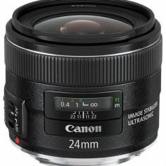 Obiectiv Canon EF 24MM 2.8 IS USM - Obiectiv DSLR Canon, Wide (grandangular), Canon - EF/EF-S