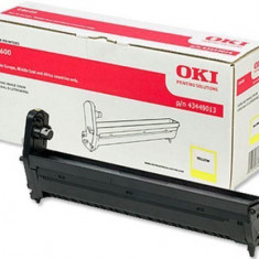 Tambur EP OKI galben| C8600/C8800 - Cilindru imprimanta