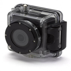 Camera video actiune Kitvision KVSPLASHBK, Full HD 1080p, 1.77 inch, TFT LCD, Subacvatica, Negru