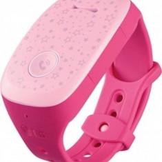 Brăţară Smart pentru monitorizare copil LG KizON cartelă SIM, GPS, pink - Bratara fitness