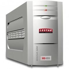 LESTAR UPS LESTAR MD-855 AVR 3+1xIEC USB GR, 800VA, 480W