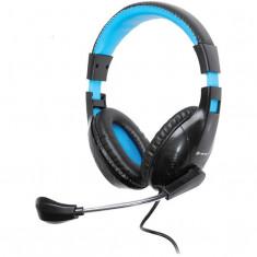 Casti Tracer Dizzy Blue - Casca PC