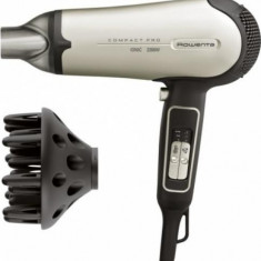 Uscător de păr Rowenta CV4721F0 Compact Pro, Numar viteze: 2