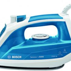 Fier de călcat cu aburi Bosch TDA1023010, 300 ml, Palladium-Glissee, 2300 W