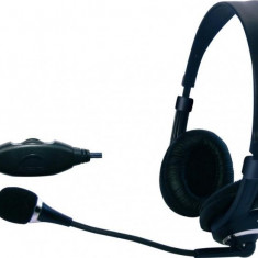 Casti Sandberg One cu microfon - Casca PC