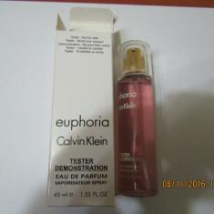 NOU!TESTER 45 ML- C.K EUPHORIA -SUPER PRET, SUPER CALITATE! - Parfum femeie Calvin Klein, Apa de parfum