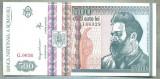 A1329 BANCNOTA-ROMANIA- 500 LEI-1992-SERIA 0026- BRANCUSI-starea care se vede