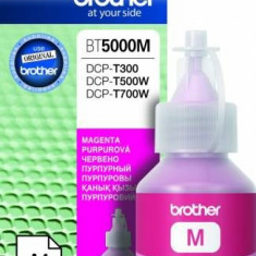 Brother Cartus Brother BT5000M DCP-T300 DCP-T500W DCP-T700W MFC-T800W Magenta 5000 pag - Cartus imprimanta
