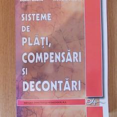 SISTEME DE PLATI, COMPENSARI SI DECONTARI- BASNO, DARDAC