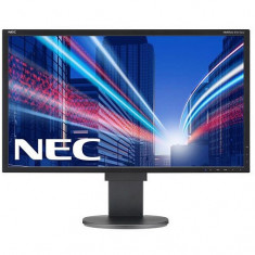 Monitor NEC MultiSync LED EA273WMi 27'' wide FHD, IPS TFT, DVI/HDMI/USB/DP, negru - Monitor LED