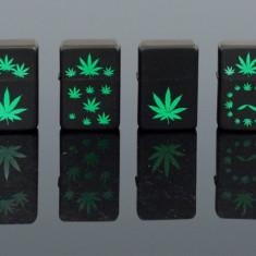Bricheta benz.marijuana verde - Bricheta Cu benzina
