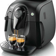 Espressor automat Philips Saeco HD 8651/09 Black
