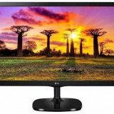 Monitor IPS LED LG 21.5 22MT58DF-PZ, Full HD (1920 x 1080), HDMI, VGA, 5 ms, Boxe, TV Tuner (Negru)