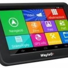 """Sistem navigaţie WayteQ X995BT Android 5"""" GPS (fără software), 5 inch, Fara harta"""