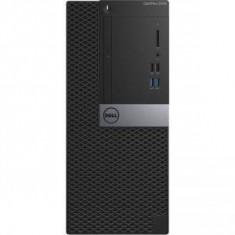 Dell Sistem Brand Dell OptiPlex 3040 MT, Intel Core i5-6500, RAM 8GB, HDD 1TB, Linux - Sisteme desktop fara monitor