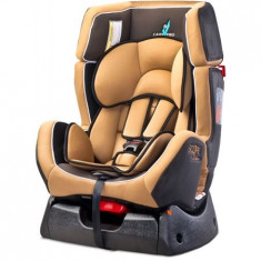 Scaun Auto Scope Deluxe Cappuccino - Scaun auto copii Caretero, 0+ (0-13 kg)