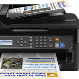 Multifunctional Epson L565, A4, Fax, 33 ppm, Retea, Wireless - Multifunctionala