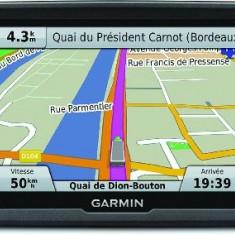 GPS camioane Garmin dezl 570 LMT (Lifetime Maps & Traffic) + Hartă full Europa, 5 inch, Toata Europa