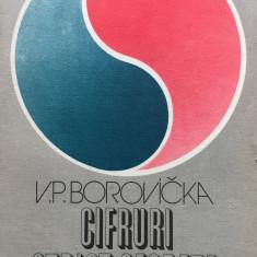 CIFRURI STRICT SECRETE - V. P. Borovicka - Roman istoric