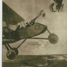 WW1 AVIATIA MILITARA EPISOD DE VANARE A UNUI