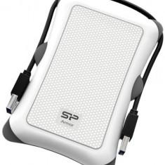 Silicon power HDD extern Silicon Power Armor A30 USB3.0 500GB, white