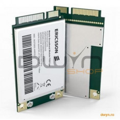 LENOVO Modul WWAN Ericsson F5521gw (WCDMA /HSPA 850/900/1900/2100MHz (Band I/II/V/VI/VIII), GSM/GPR