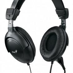 Casti Genius HS-505X, negru - Casca PC
