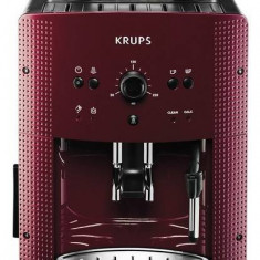 KRUPS Cafetieră automată Krups EA810770 Espresseria Auto Roma, red