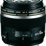 Obiectiv Canon 60/F2.8 USM EF-S Macro - Obiectiv DSLR