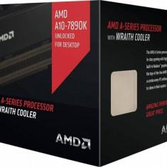 Procesor AMD A10 7890k Black Edition 4.1GHz FM2+ Wraith cooler Radeon R7 Box - Procesor PC