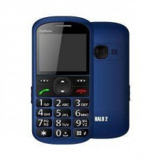 "Telefon mobil Myphone Halo2 SS Blue 2G/2, 2""/0, 3MP/900mAh - Telefon MyPhone"