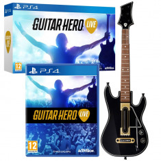 Software joc Guitar Hero LIVE PS4 Activision
