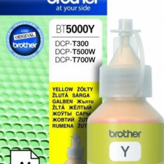 Brother Cartus Brother BT5000Y DCP-T300 DCP-T500W DCP-T700W MFC-T800W Galben 5000 pag - Toner