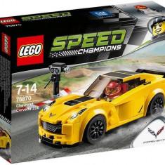 LEGO® Speed Champions Chevrolet Corvette Z06 75870
