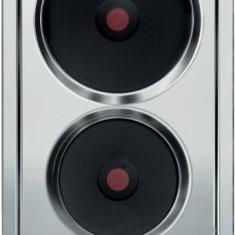 Plită încorporabilă Whirlpool AKT 310/IX, Argintiu, Numar arzatoare: 2, Electrica