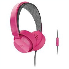 Căşti Philips SHL5205PK/10, Casti On Ear, Cu fir, Mufa 3, 5mm, Active Noise Cancelling