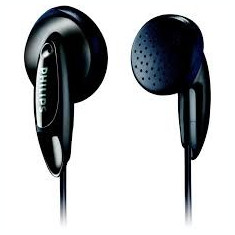 Cască Philips SHE1350 - Casti Philips, Casti In Ear, Cu fir, Mufa 3, 5mm, Active Noise Cancelling