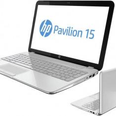 Laptop HP Pavilion 15-AB109NH V4M07EA, alb + Windows 10, 4 GB
